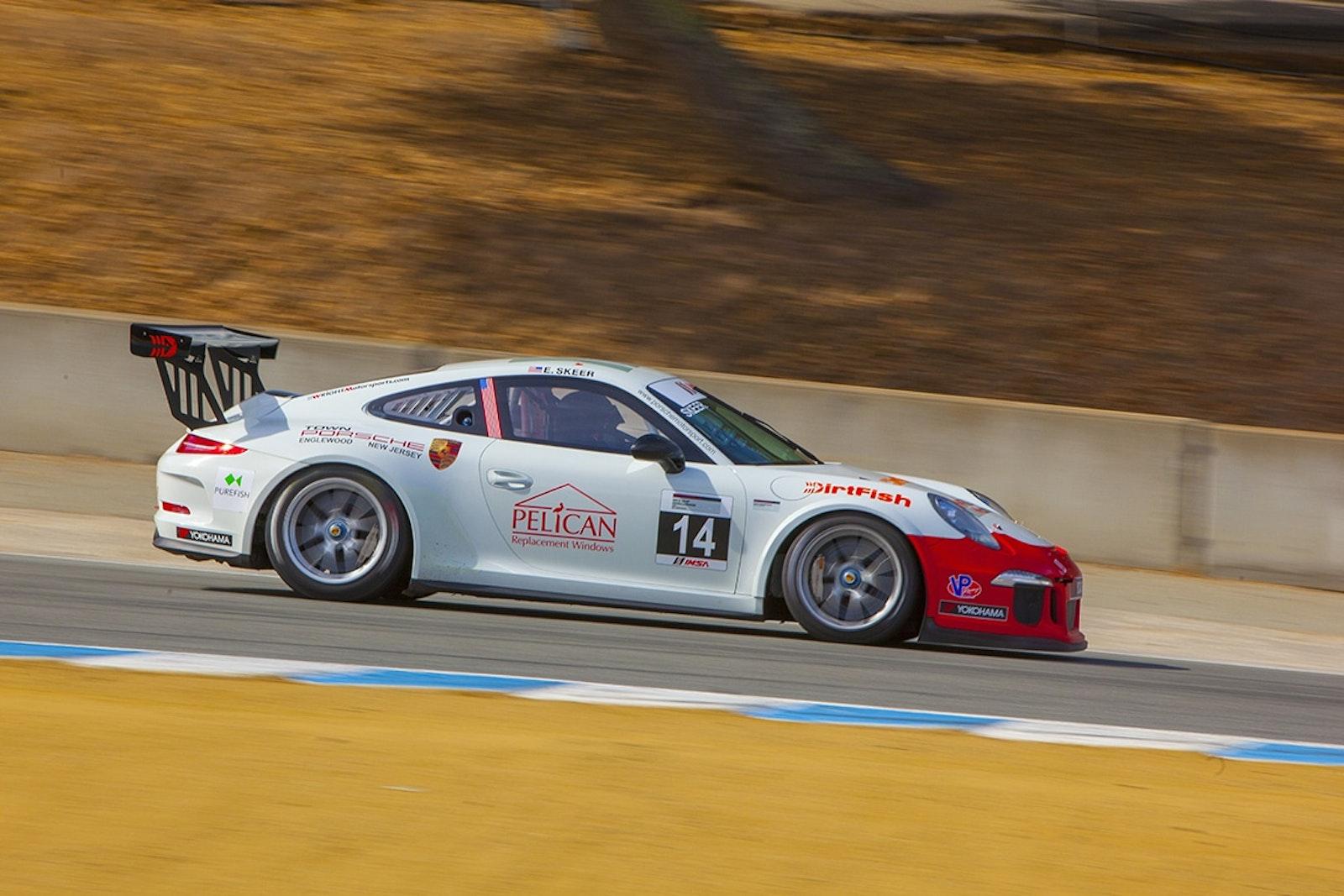 Porsche Rennsport Reunion V Mazda Raceway