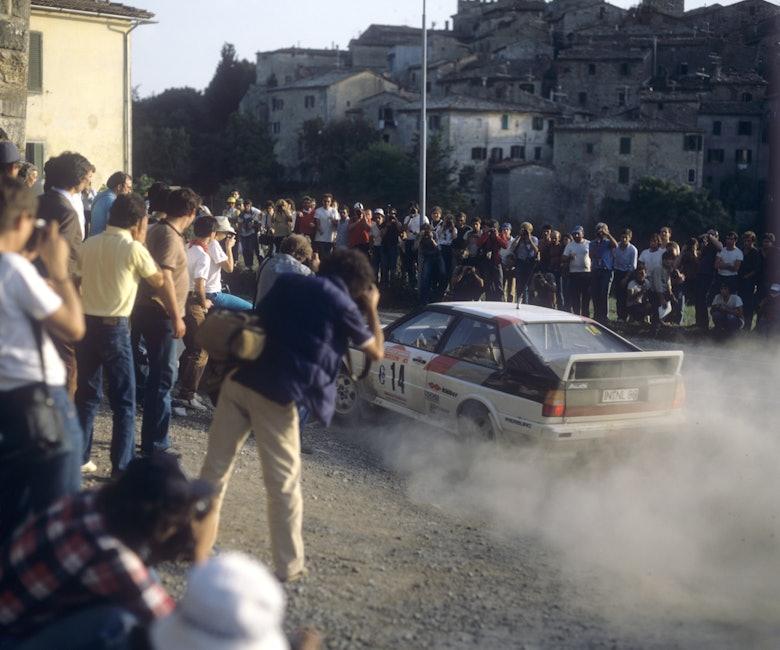 1981 Sanremo RallyeCopyright:McKlein