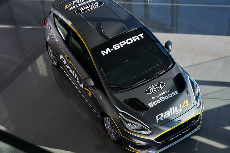 M-Sport Ford Fiesta R2 Rally4