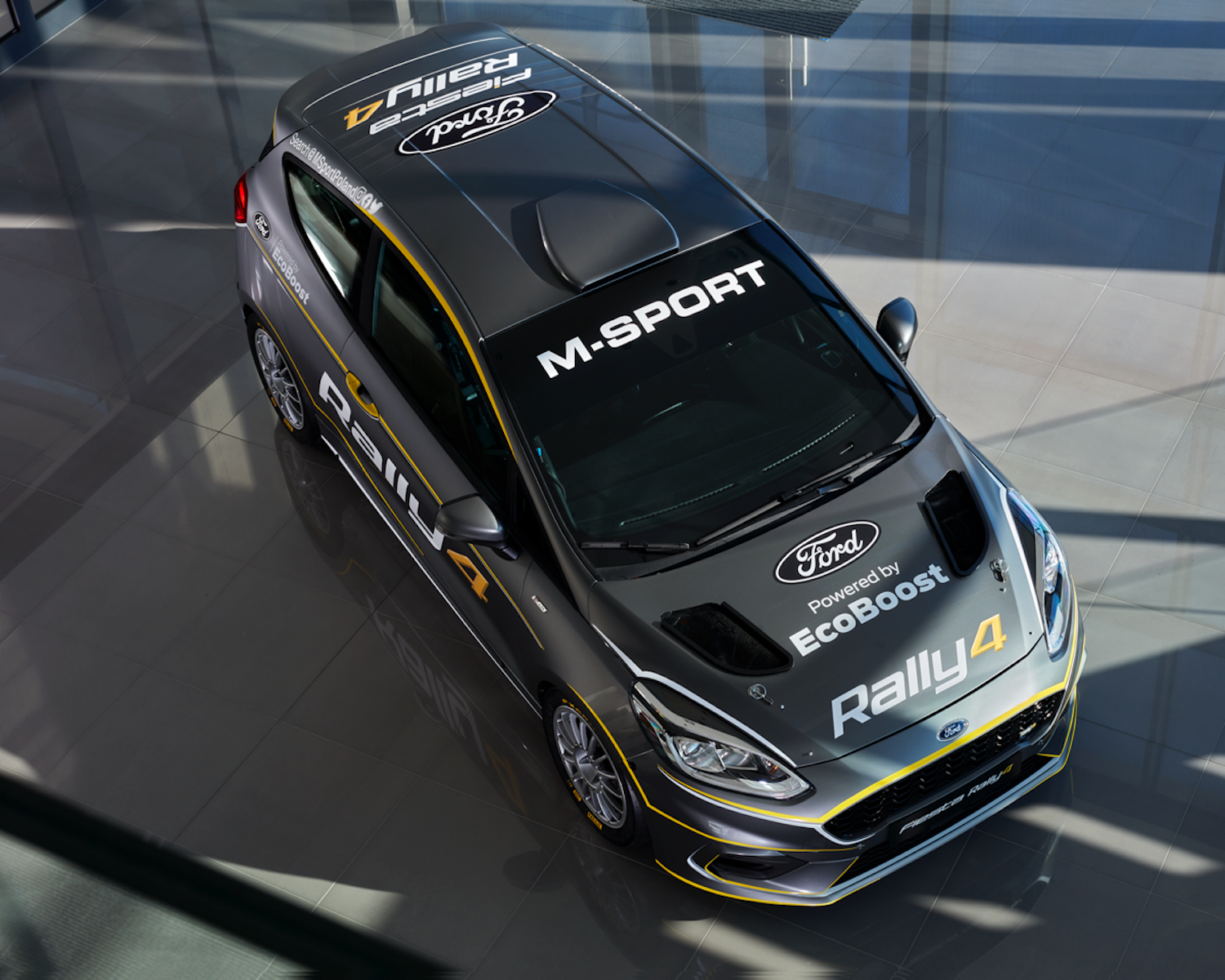 M Sport Reveals First Homologated Rally4 Car Dirtfish