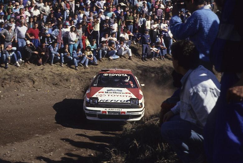 1991 Argentina RallyWorldwide Copyright: McKlein