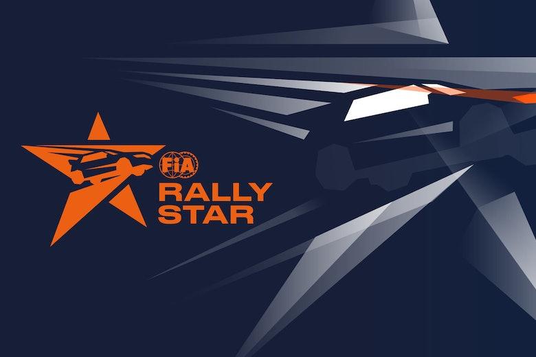 FIA Rally Star logo