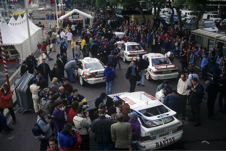 Monte Carlo Rally 1995