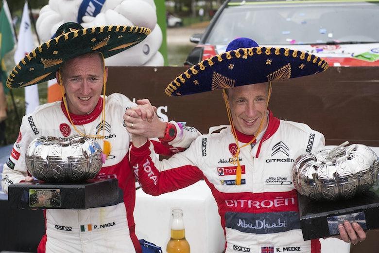 Kris Meeke Rally Mexico 2017 5