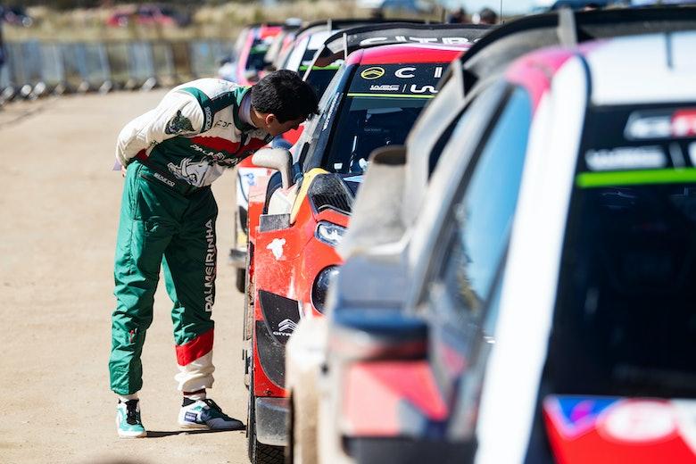 WRC cars 2019