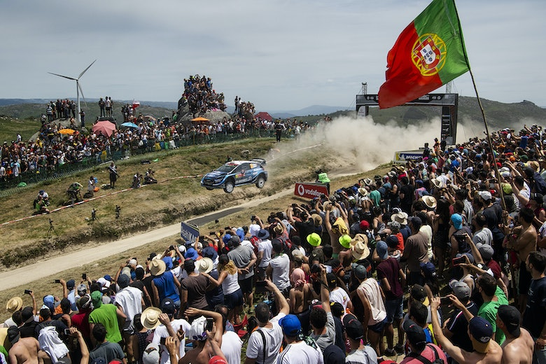 Rally Portugal 2019