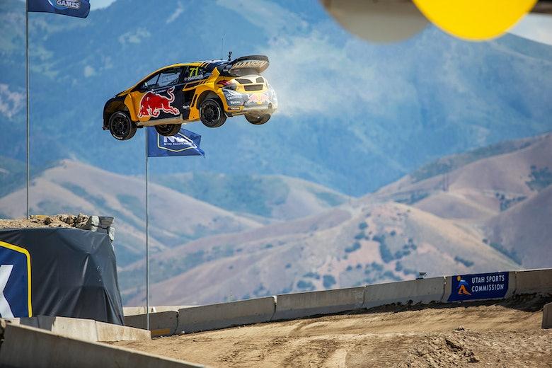 Nitro Rallycross 2019