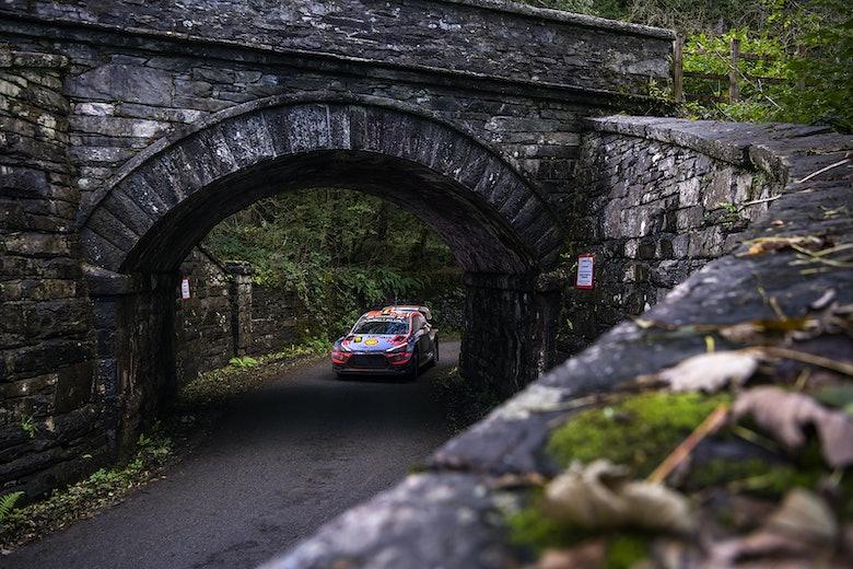 Thierry Neuville Rally GB Hyundai 2019