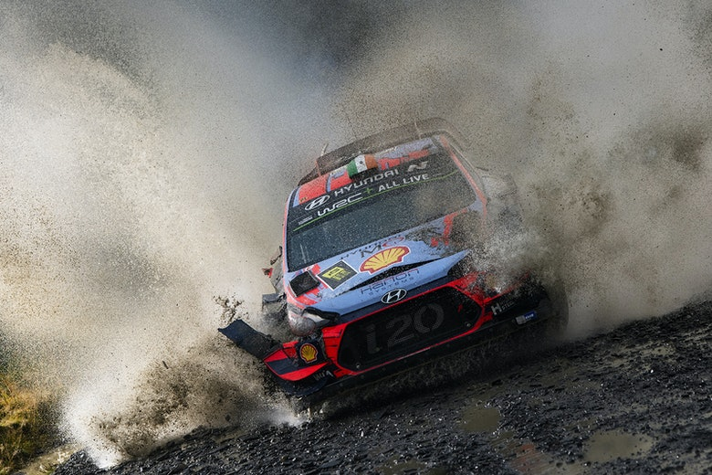 Rally GB 2019