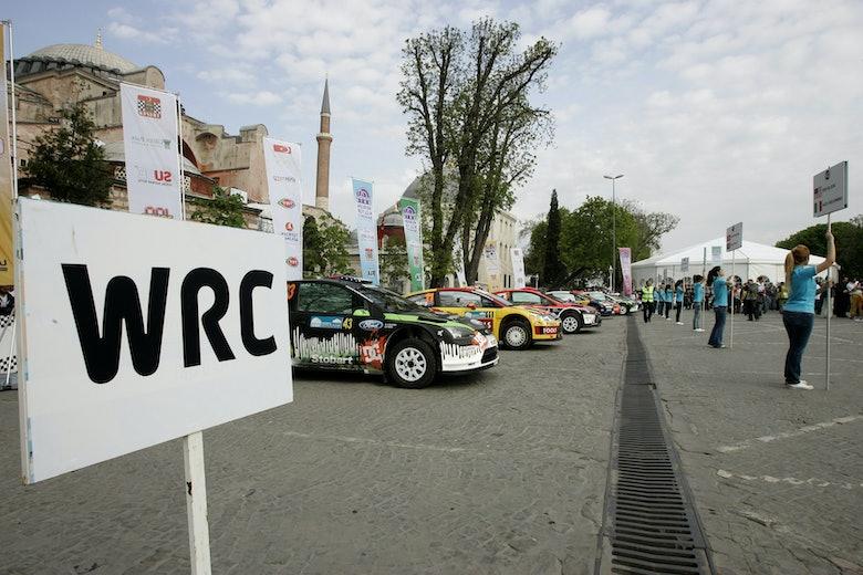 WRC Rally Turkey 2010