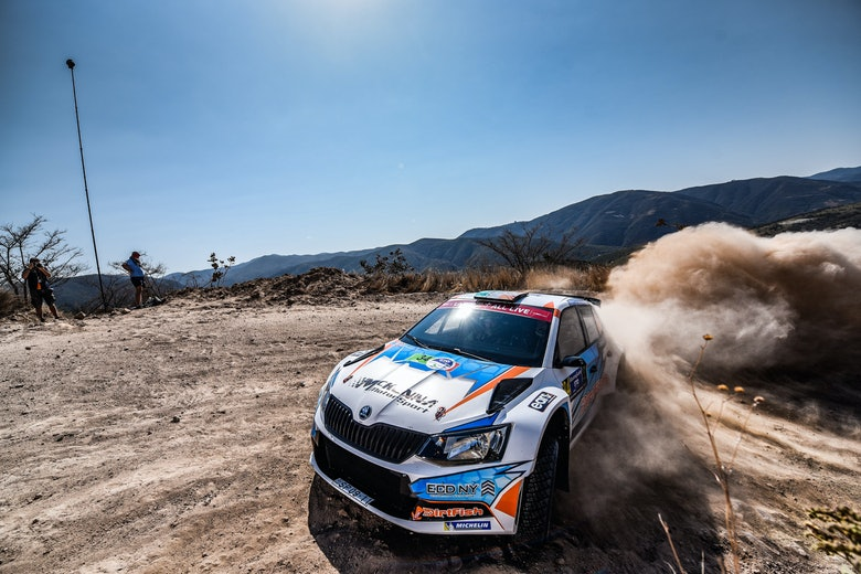 Patrick McKenna Rally Mexico WRC 2020