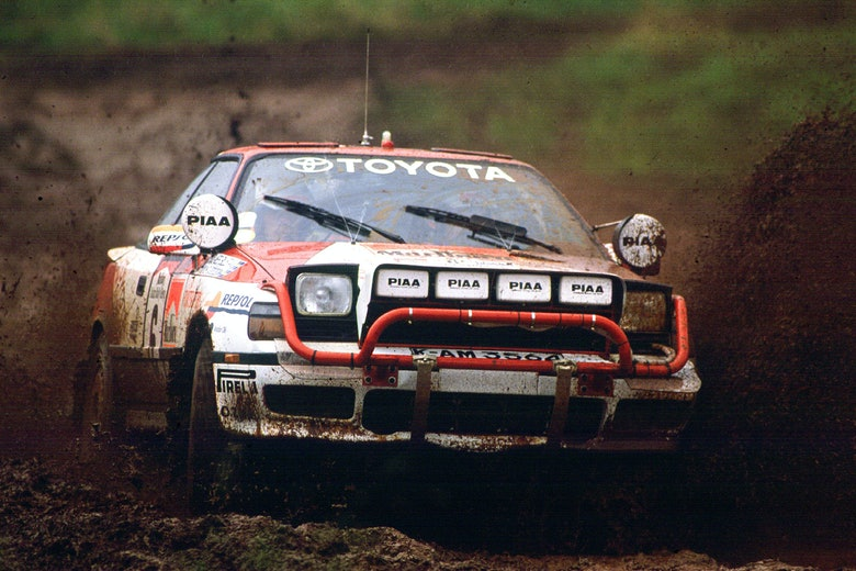 Celica Safari 1990