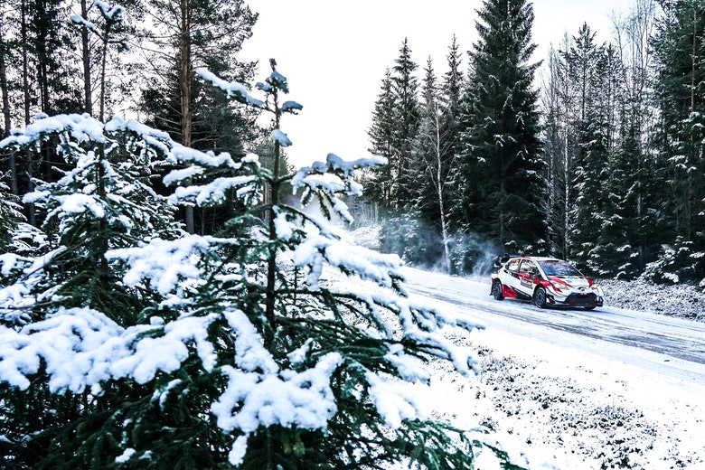 Toyota Rally Sweden 2020