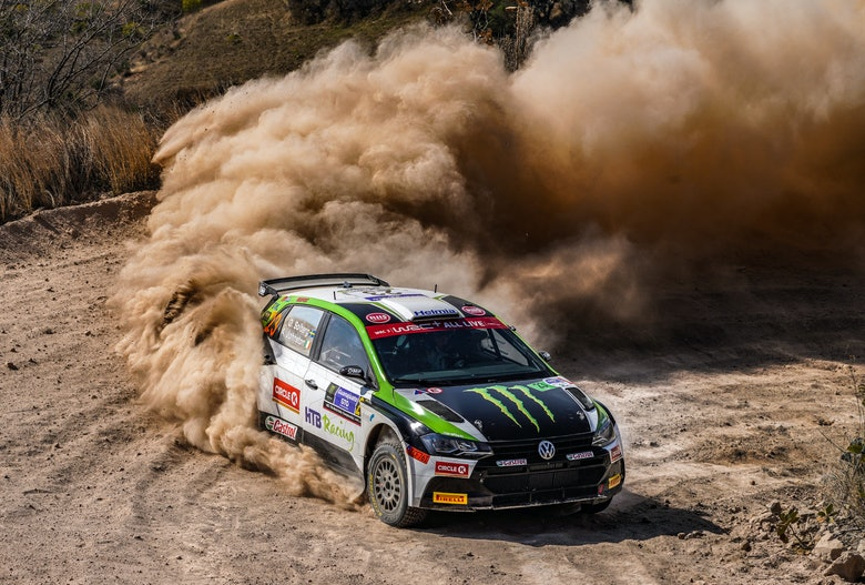 Oliver Solberg WRC Rally Mexico 2020