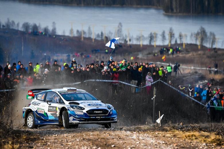 Esapekka Lappi M-Sport Ford