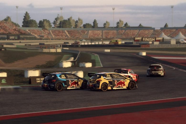 World Rallycross esports