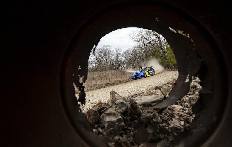 Subaru 100 Acre Wood Rally ARA 2019