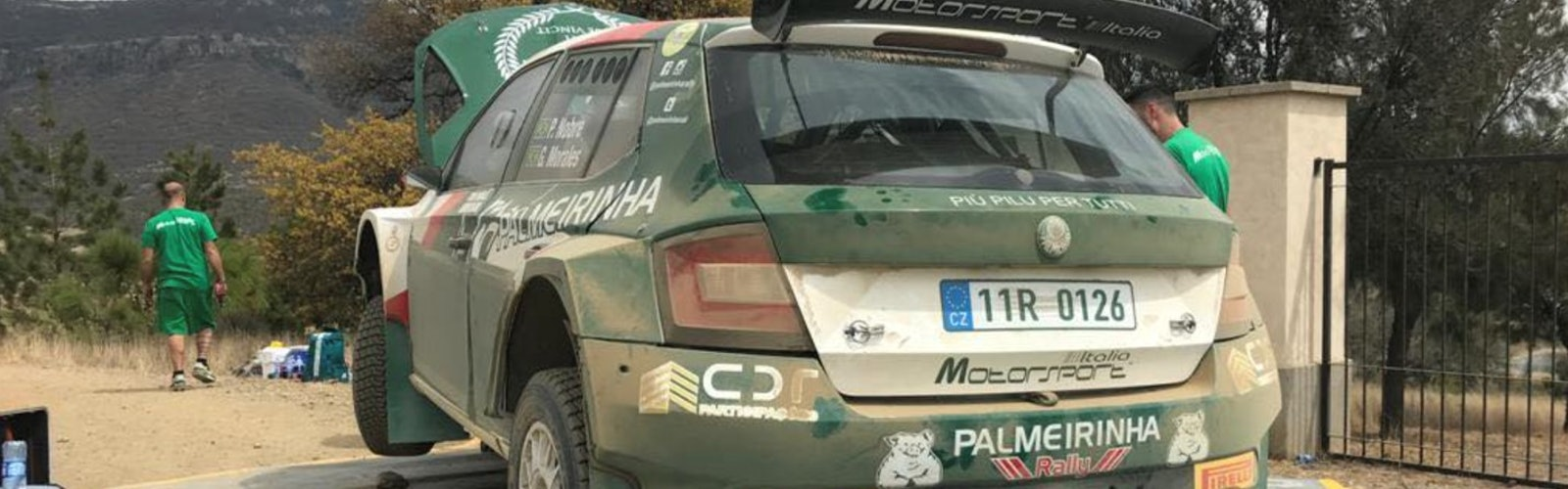 Motorsport Italia Rally Mexico