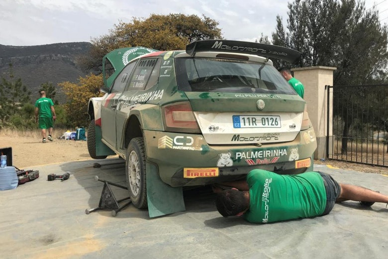 Motorsport Italia Rally Mexico