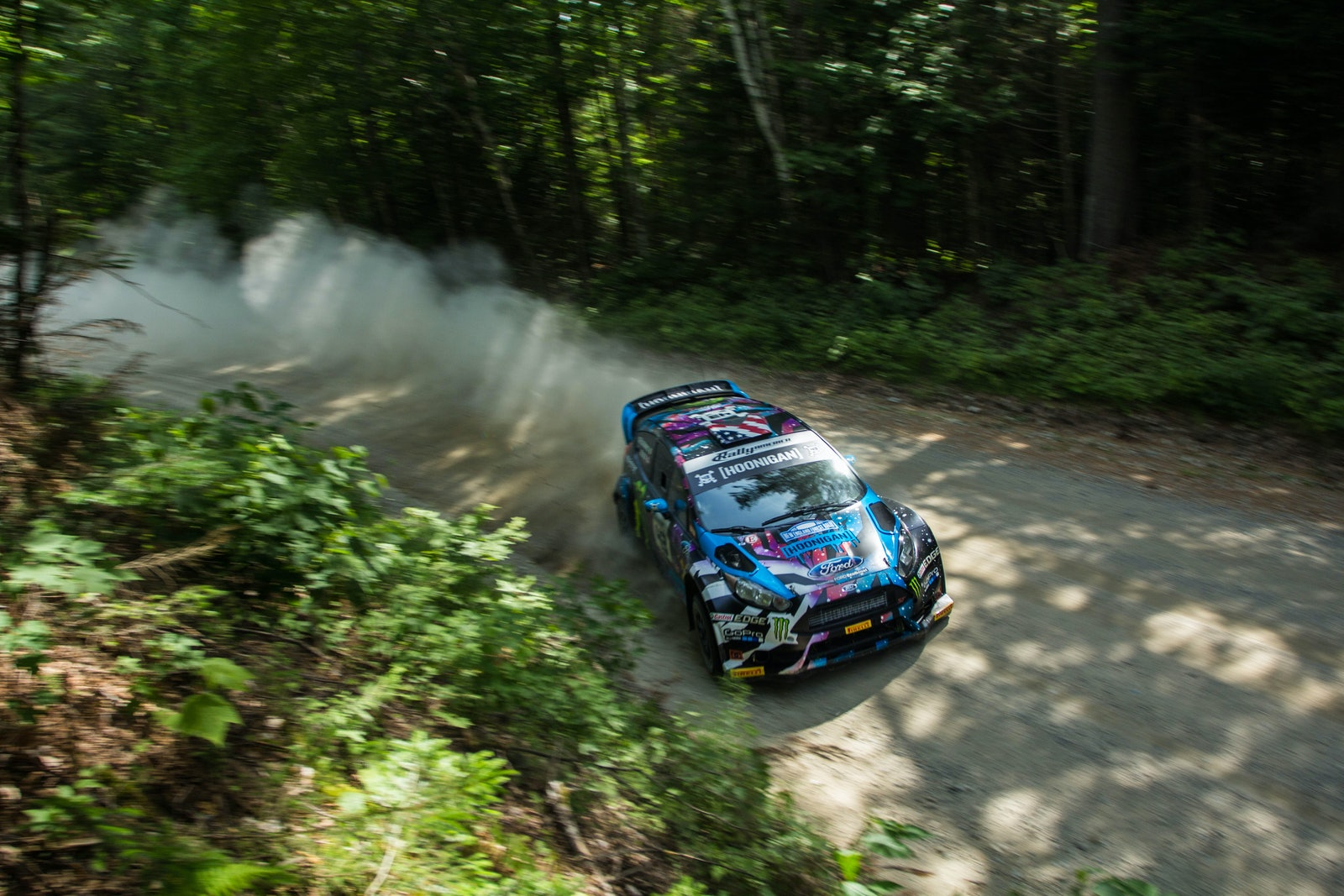 New England Forest Rally ARA