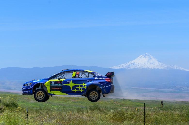 Oregon Trail Rally ARA