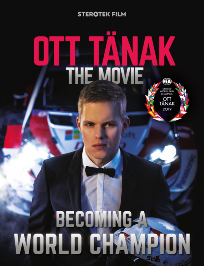 Ott Tänak - The Movie