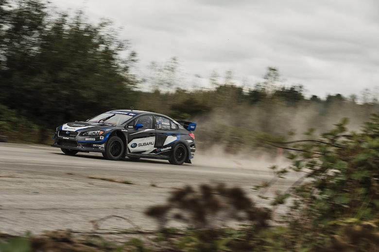 Subaru Rallycross