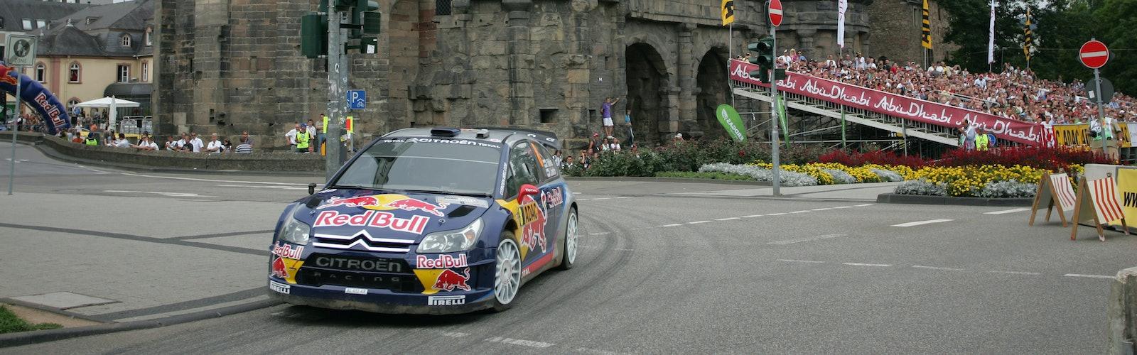 Rallye Deutschland, Trier 19-22 08 2010