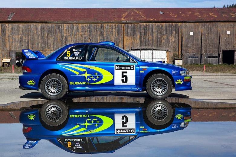 Richard-Burns-Subaru