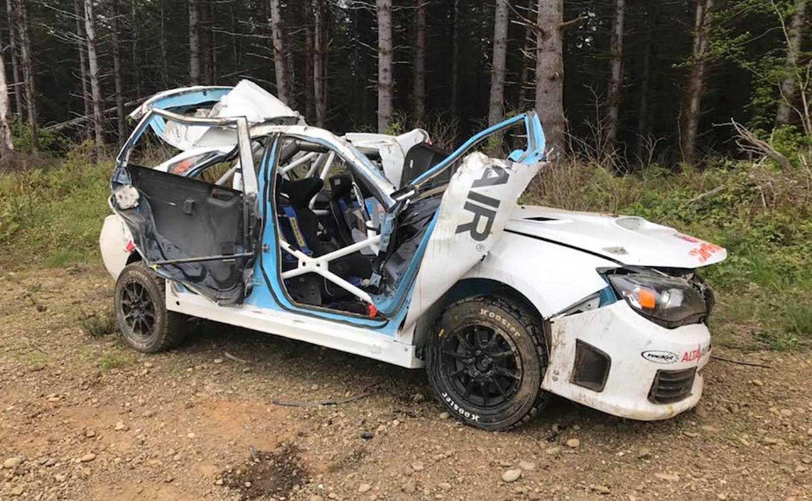 Rimmer-Crash