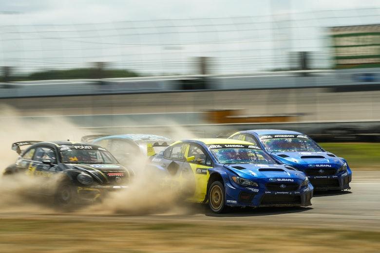 Americas Rallycross 2019