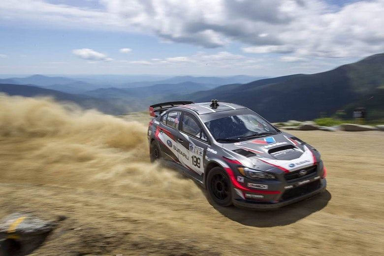 Travis_Pastrana_ascends_the_Mt_Washington_Auto_Road_in_his_600hp_Subaru_WRX_STI___photoMS