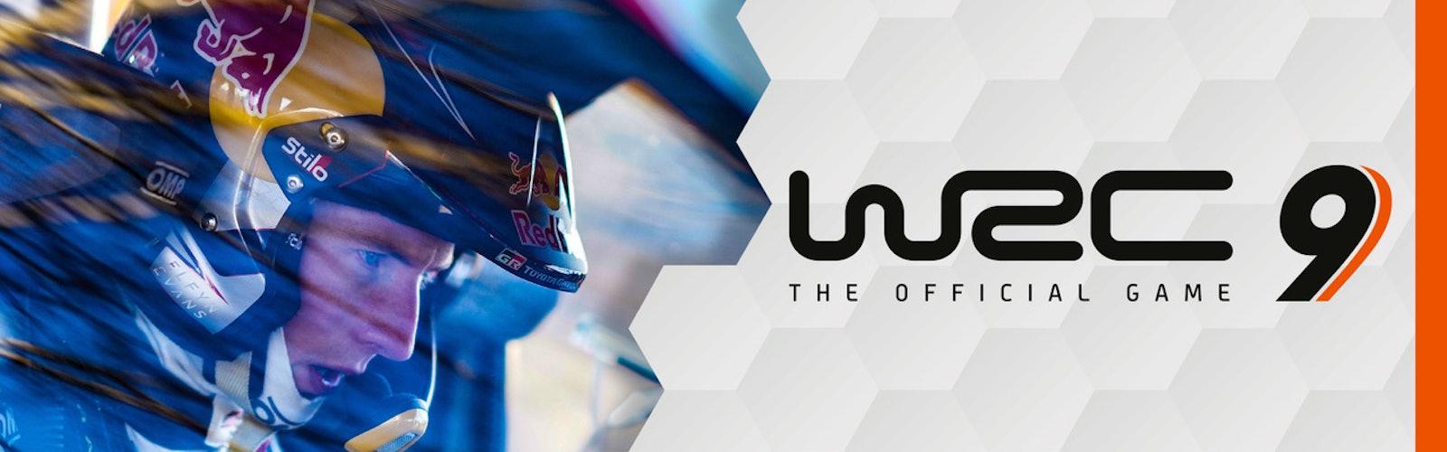 WRC 9 Announcement