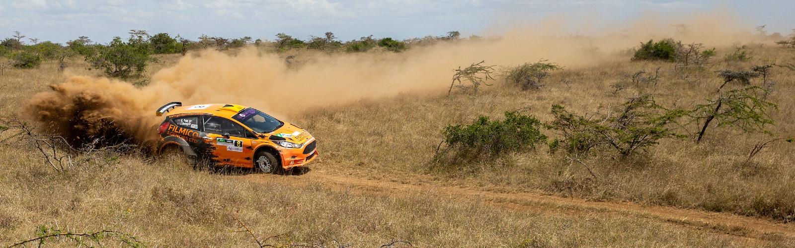 Safari Rally 2019