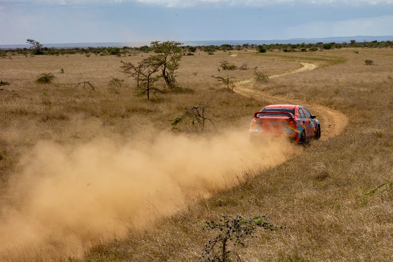 Safari Rally 2019