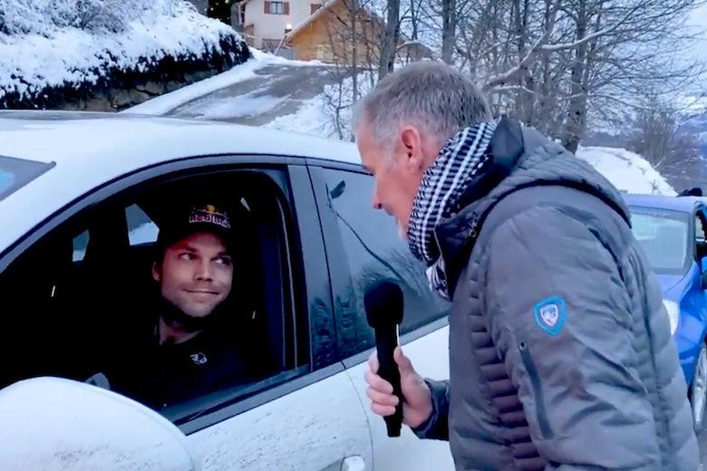 Andreas Mikkelsen Colin Clark
