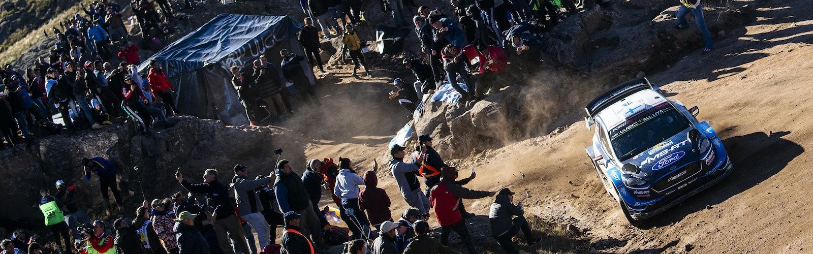 Rally Argentina WRC