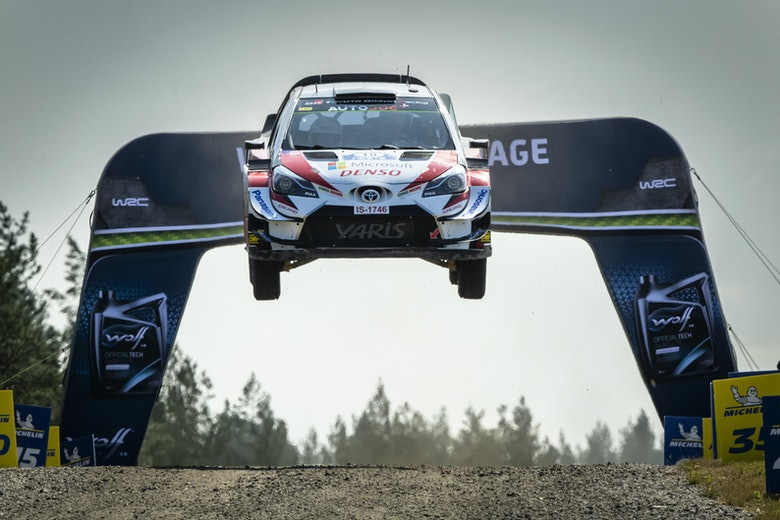 Rally Finland WRC
