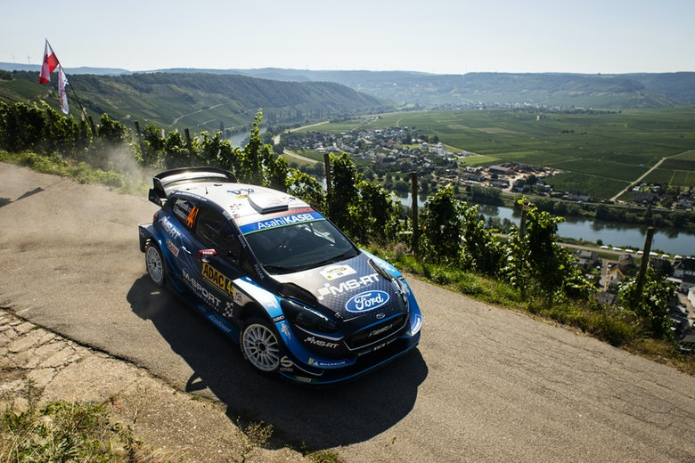 Rally Germany WRC