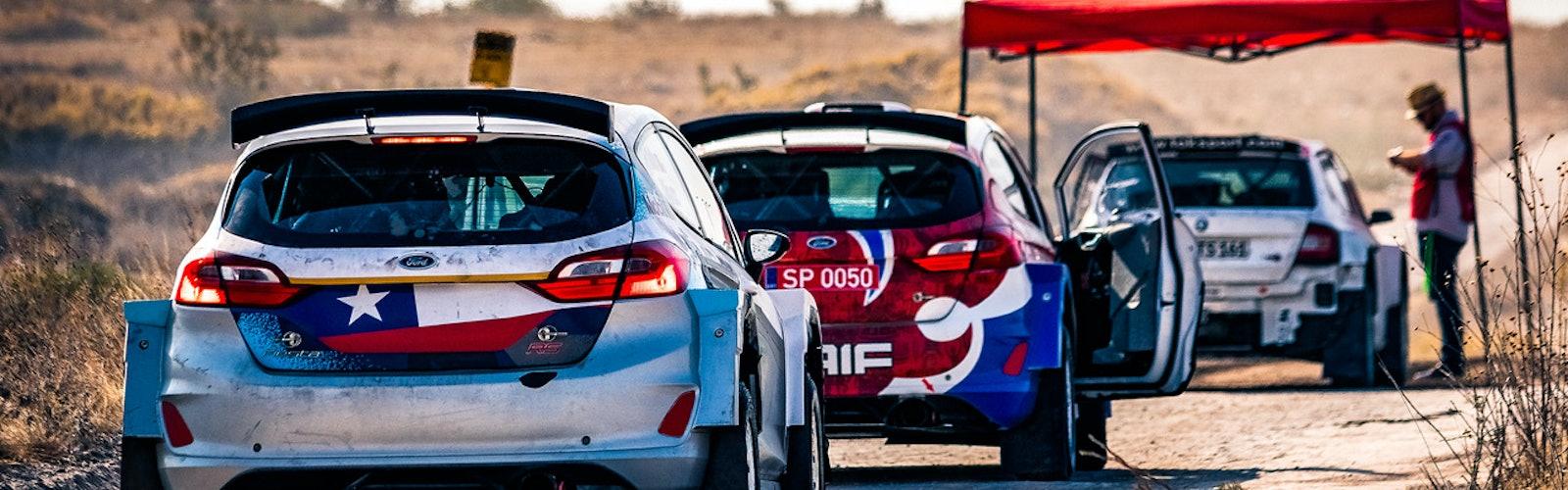 Rally Mexico WRC