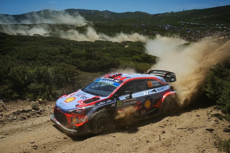 Rally Italy WRC