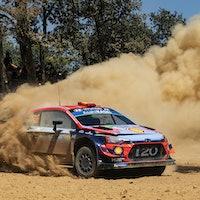 Safari Rally Kenya WRC