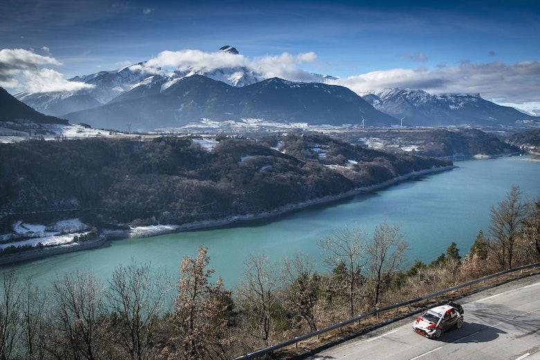 Monte Carlo Rally WRC