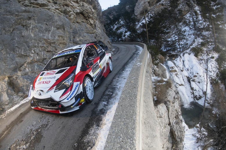 Monte Carlo Rally WRC