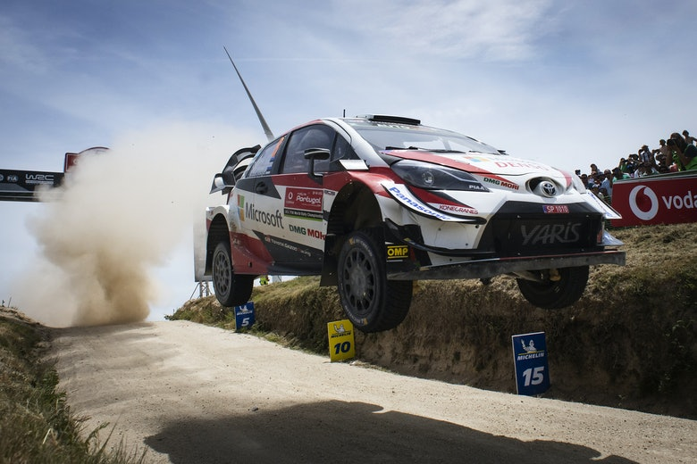 Rally Portugal WRC