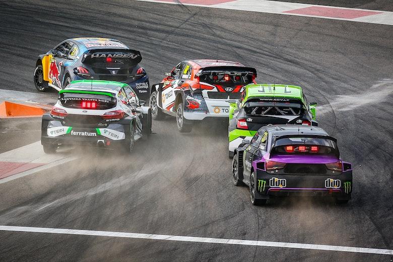 Abu Dhabi World RX 2019