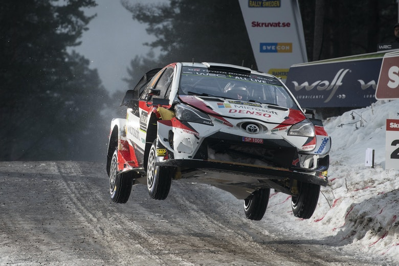 Rally Sweden WRC