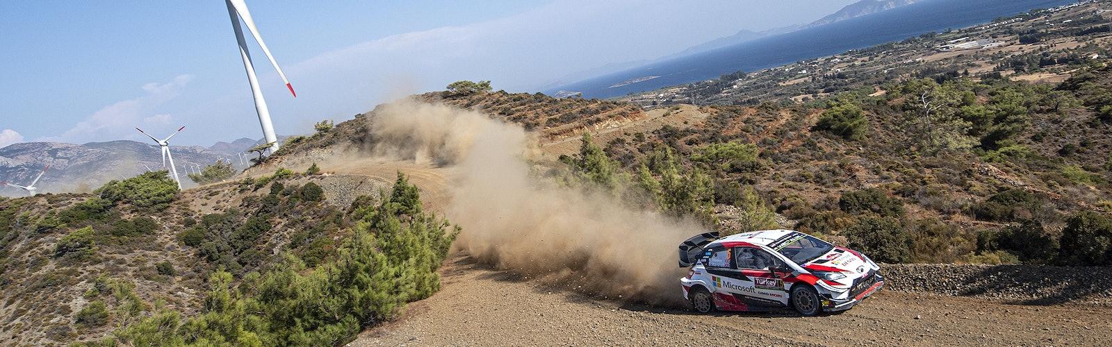 Rally Turkey WRC