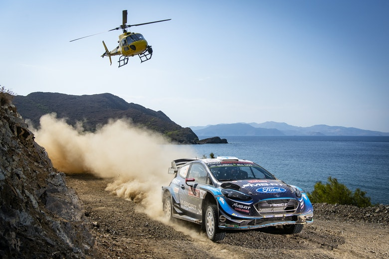 Rally Turkey WRC