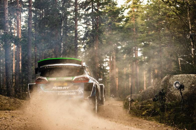 M-Sport Ford Sweden
